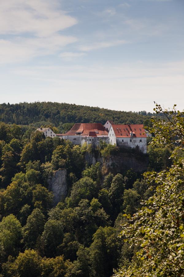 auf Burg Wildenstein