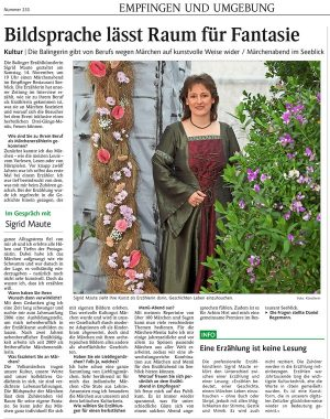 Sigrid Maute Märchenartikel SchwaBo