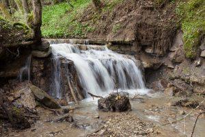 Luga Wasserfall