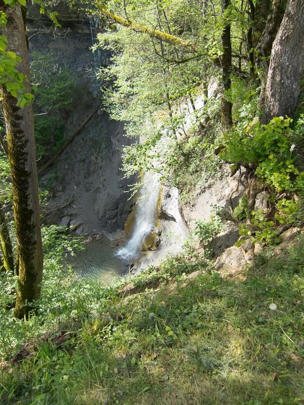 Zillhauser Wasserfall Märchenwanderung