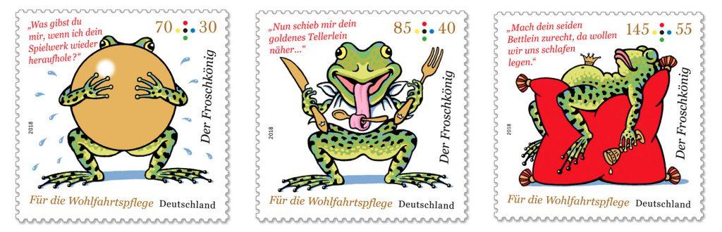 Froschkönig Marken